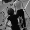Berçy 2010 - Perchistes Féminines et Echauffement